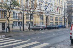 A Polgármesteri Hivatal autói