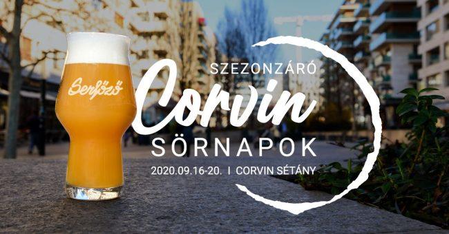 Corvin Szezonzáró Sörnapok
